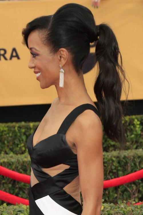 ponytail-hairstyles-for-black-women-this-summer-2020